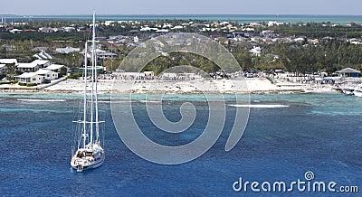 加勒比远景