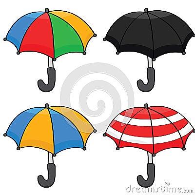 动画片伞图片