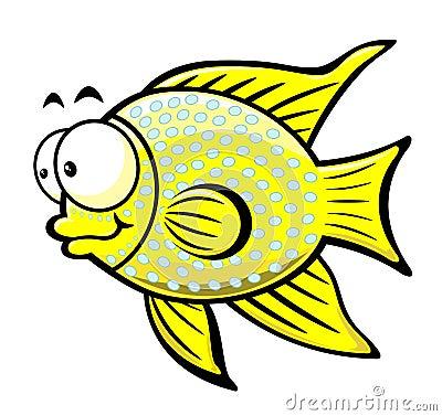 动画片鱼 免版税库存照片 - 图片: 11180075