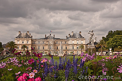卢森堡宫殿
