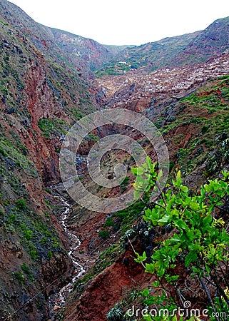 印加人神圣的谷