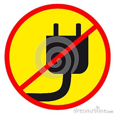 危险设计电符号.
