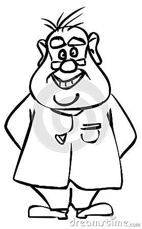 古怪的医生