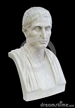 古老亚里斯多德哲学家