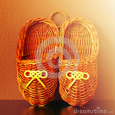 古老俄国鞋子