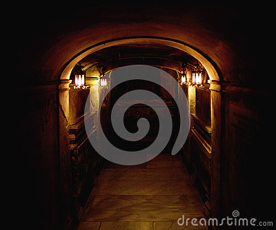 古老地下室
