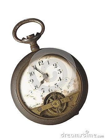 古色古香的手表