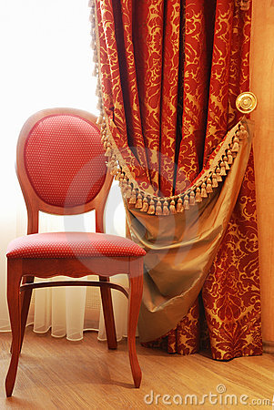 古色古香的椅子高雅