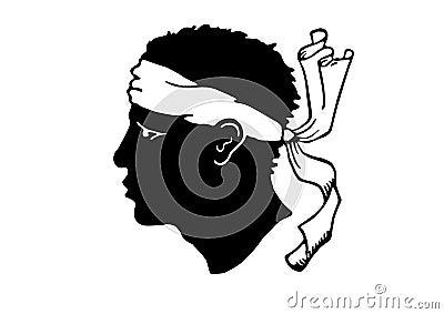 可西嘉岛国家标志