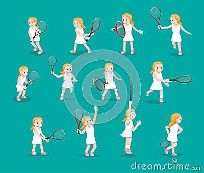 网球动画片eps10文件格式.图片