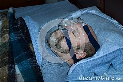 呼吸暂停休眠处理