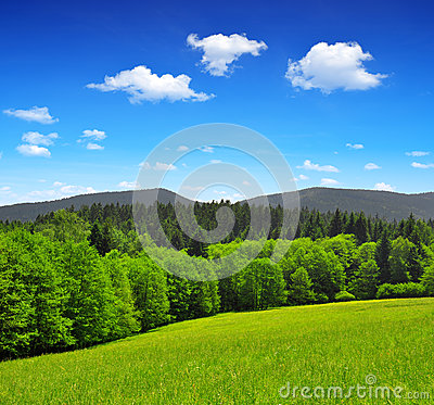 国家公园Sumava