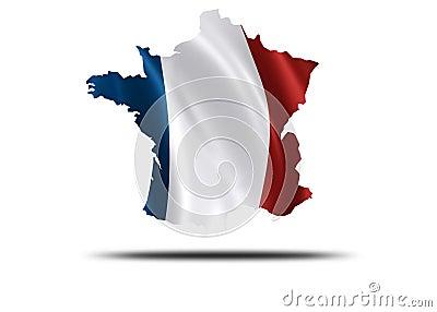 国家(地区)法国