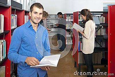 图书馆公共