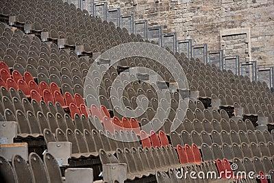 圆形露天剧场