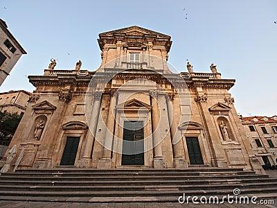 圣女玛丽亚的做法的大教堂