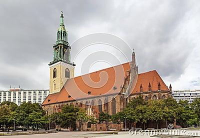 圣玛丽教会,柏林