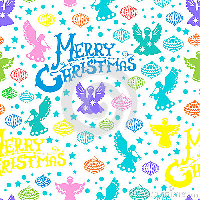 圣诞快乐无缝的模式