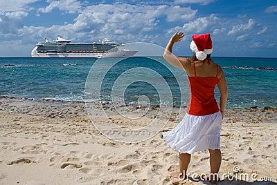 圣诞节巡航