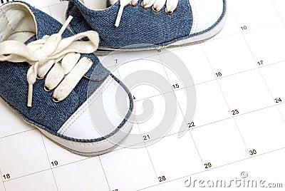 育儿日程表