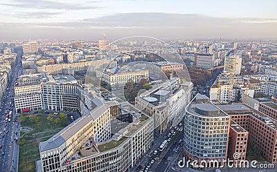 在柏林屋顶图片