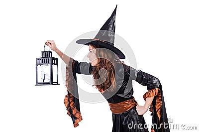 巫婆被隔绝