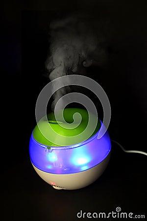 超音波润湿器