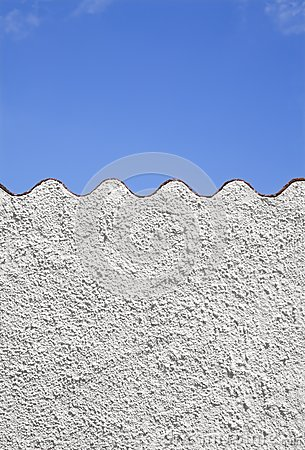 地中海墙壁