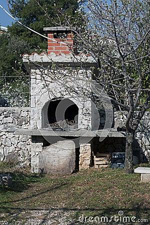 地中海的壁炉