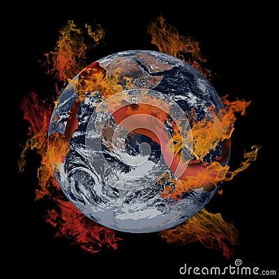 澳山火或预示未来地球状况