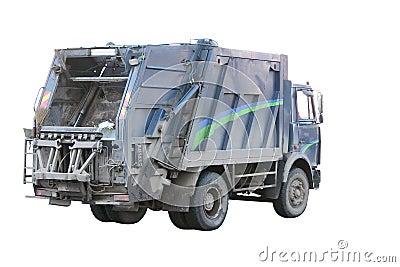 梦见垃圾车被拦