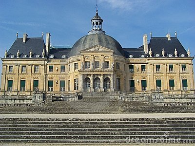 城堡城市卢森堡宫殿巴黎