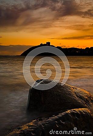 城堡威尔士