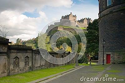 城堡爱丁堡
