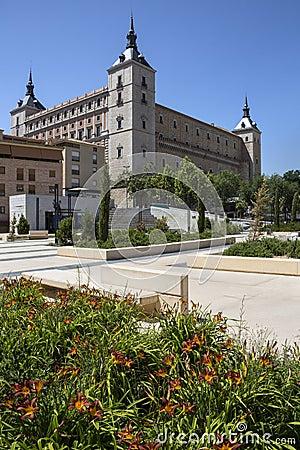 城堡-托莱多-西班牙