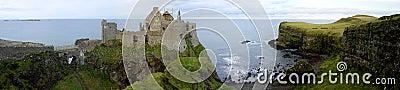 城堡dunluce