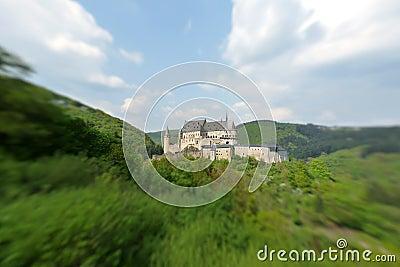 城堡vianden