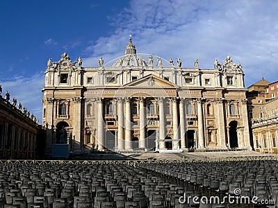 城市罗马梵蒂冈