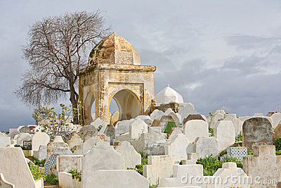 墓地穆斯林图片