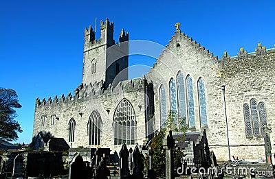 大教堂城市爱尔兰五行民谣玛丽s st