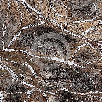 大理石表面