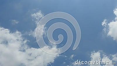 天空图像与移动云 影视素材