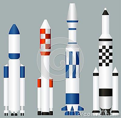 太空火箭图片