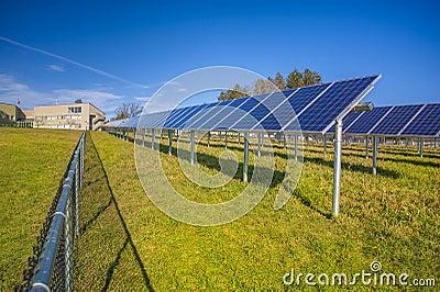 太阳电池板
