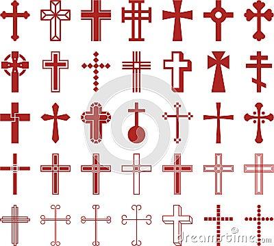 套ized十字架