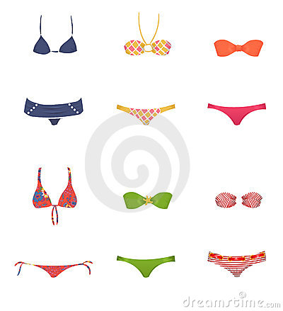 女性游泳衣