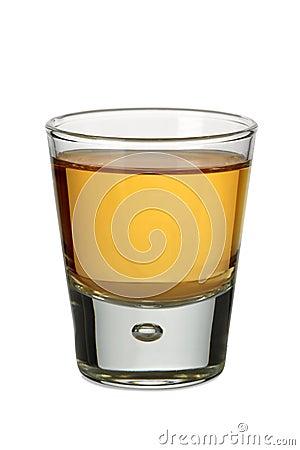 威士忌酒射击