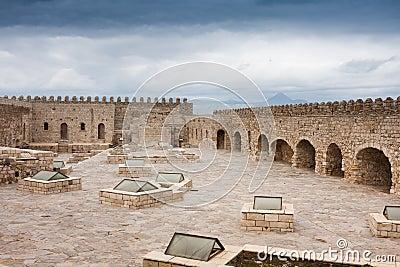 威尼斯式堡垒的koules