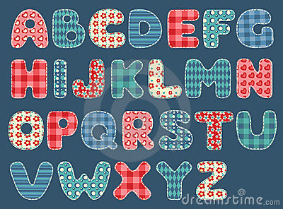 字母表被子