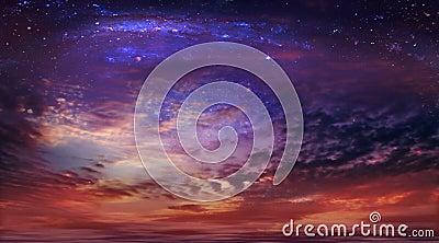 浪漫宇宙的核心